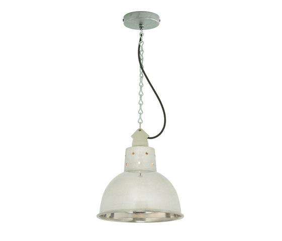 7164 Spun Reflector, Medium, Polished Aluminium di Original BTC | Lampade sospensione