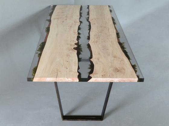 Undergrowth   Moss Table 3 de Alcarol   Mesas comedor