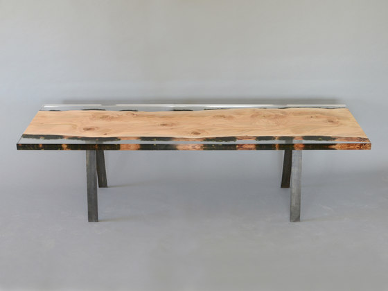 Undergrowth | Moss Table Limited Edition de Alcarol | Mesas comedor