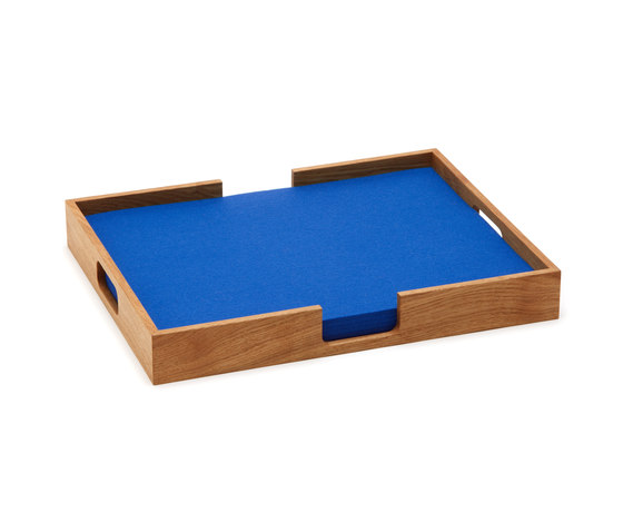 Tablet Tray by HEY-SIGN | Trays