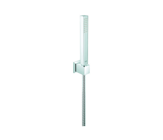 Euphoria Cube+ Stick Wall holder set 1 spray by GROHE | Shower controls