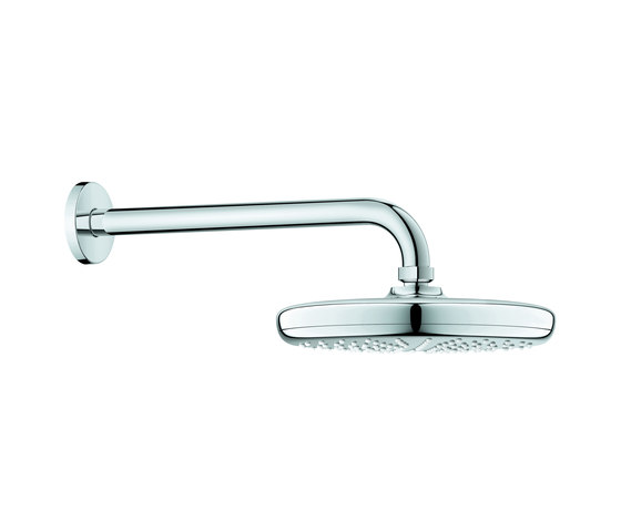 Tempesta 210 Head shower set 286 mm, 1 spray by GROHE | Shower controls