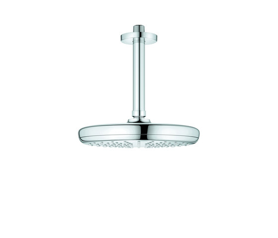 Tempesta 210 Head shower set ceiling 142 mm, 1 spray by GROHE | Shower controls