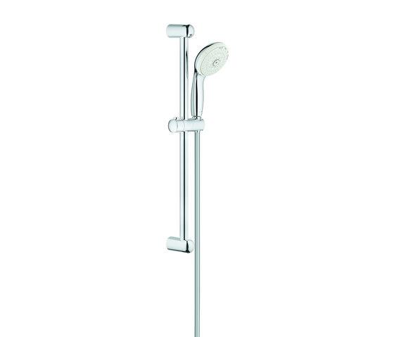 New Tempesta 100 Shower rail set 4 sprays by GROHE | Shower controls