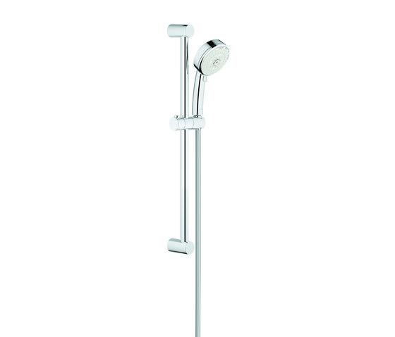 New Tempesta Cosmopolitan 100 Shower rail set 4 sprays by GROHE   Shower controls