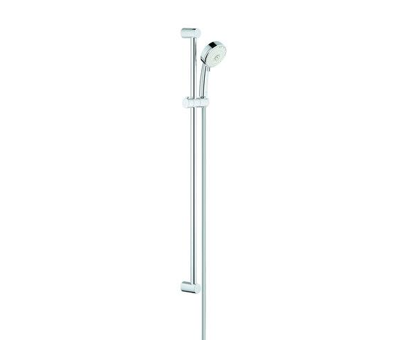 New Tempesta Cosmopolitan 100 Shower rail set 4 sprays by GROHE | Shower controls