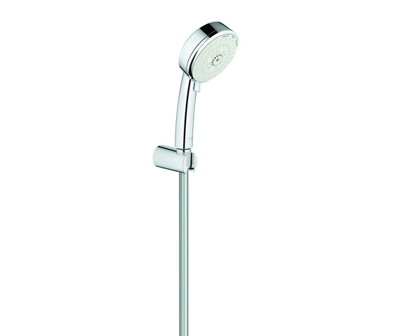 New Tempesta Cosmopolitan 100 Wall holder set 3 sprays by GROHE | Shower controls