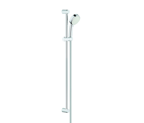 New Tempesta Cosmopolitan 100 Shower rail set 2 sprays by GROHE | Shower controls