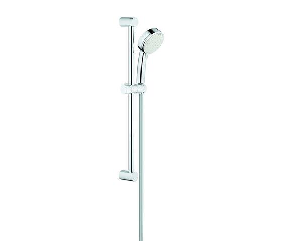 New Tempesta Cosmopolitan 100 Shower rail set 2 sprays by GROHE | Shower controls