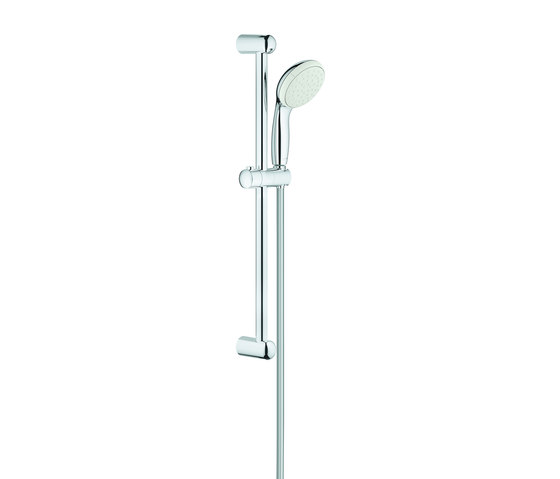 New Tempesta 100 Shower rail set 1 spray by GROHE | Shower controls