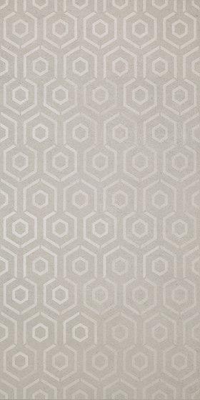 Grecale Fango Hologram by Refin | Ceramic tiles