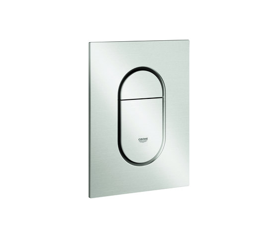 Arena Cosmopolitan S Flush plate by GROHE | Flushes