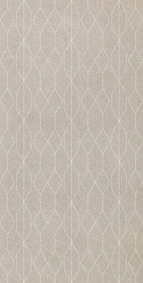 Grecale Fango Kite by Refin   Ceramic tiles