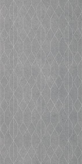 Grecale Grafite Kite by Refin | Ceramic tiles