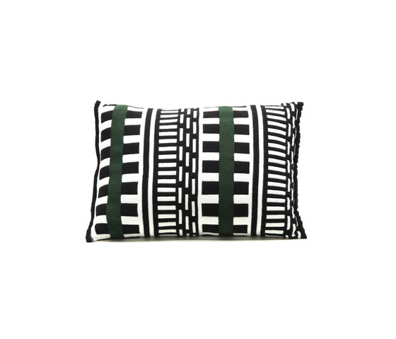 Stripes Cushion L de Karimoku New Standard | Cojines