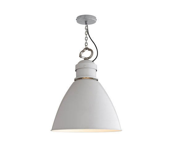 7380 Large 7380 Pendant, Light Grey di Original BTC | Lampade sospensione