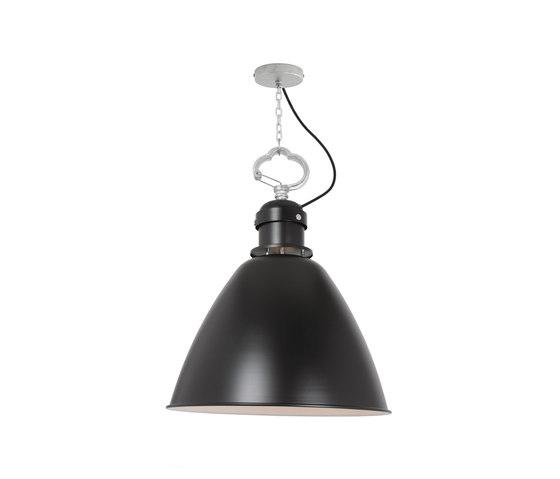 7380 Medium 7380 Pendant, Black di Original BTC   Lampade sospensione