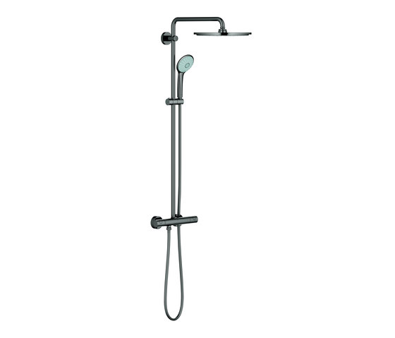 Euphoria XXL System 310 Shower system with thermostatic mixer by GROHE | Shower controls