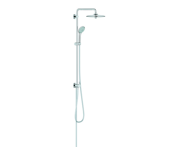 Euphoria System 260 Shower system with diverter  for wall mounting by GROHE | Shower controls