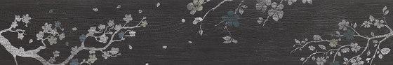 Kasai Night Sakura by Refin | Ceramic tiles