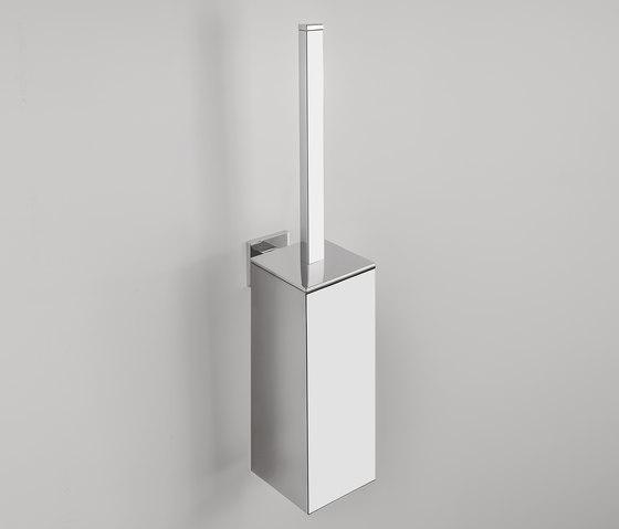 BasicQ | Hanging brush holder by COLOMBO DESIGN | Toilet brush holders