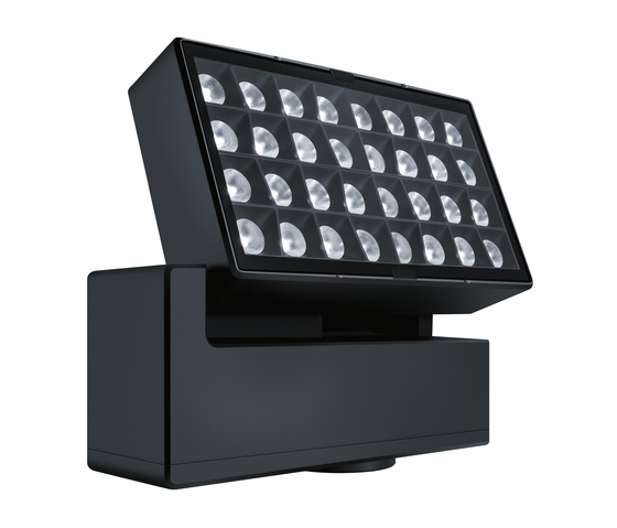 NIGHTSIGHT projection de Zumtobel Lighting | Lámparas exteriores sobre suelo