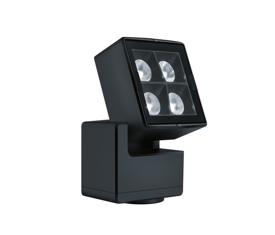 NIGHTSIGHT projection de Zumtobel Lighting | Focos reflectores