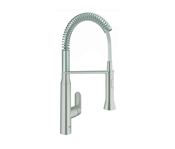 """K7 Single-lever sink mixer 1/2"""" by GROHE   Kitchen taps"""