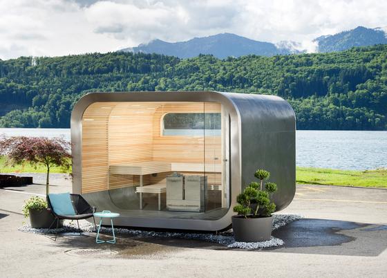 Omnia die Modulare by KÜNG | Saunas