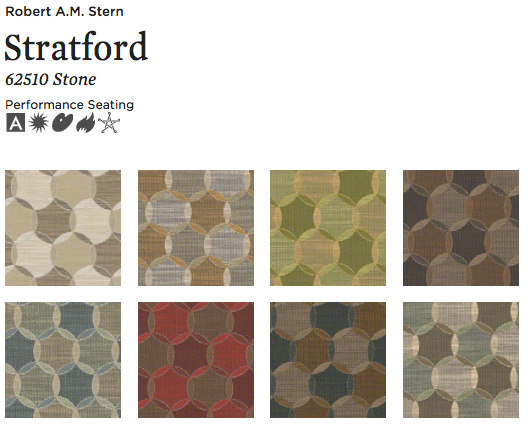 Stratford de CF Stinson | Tejidos tapicerías