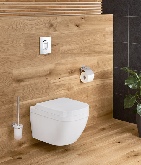Euro Ceramic Wall hung WC by GROHE | Toilets