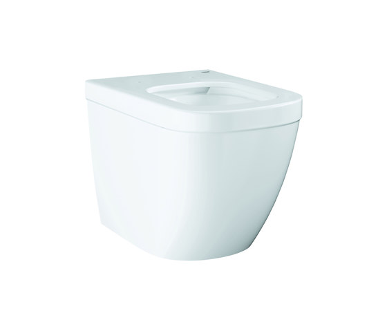 Euro Ceramic Floor standing back to wall WC by GROHE | WC