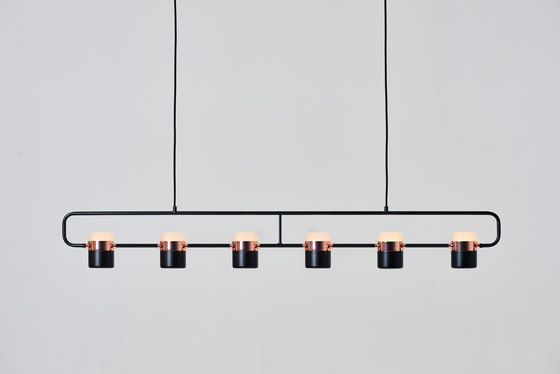 Ling PL6 by SEEDDESIGN | Suspended lights