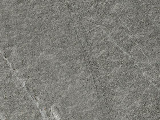 Pacific iTOPKer Gris Bush-hammered de INALCO | Panneaux céramique