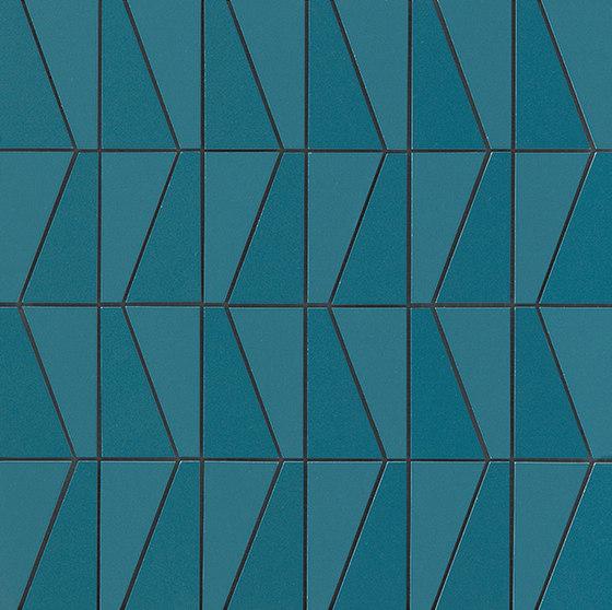 Arkshade blue sail mosaico by Atlas Concorde | Ceramic mosaics