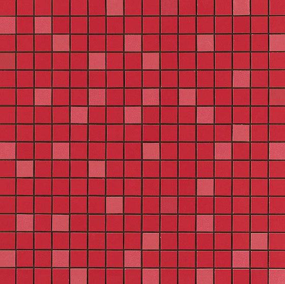 Arkshade red mosaico de Atlas Concorde   Mosaïques céramique