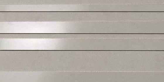 Arkshade grey linea by Atlas Concorde   Ceramic mosaics