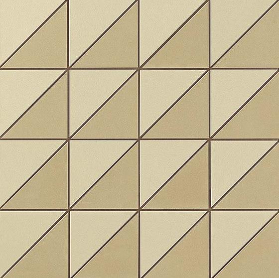 Arkshade cream mosaico by Atlas Concorde | Ceramic mosaics
