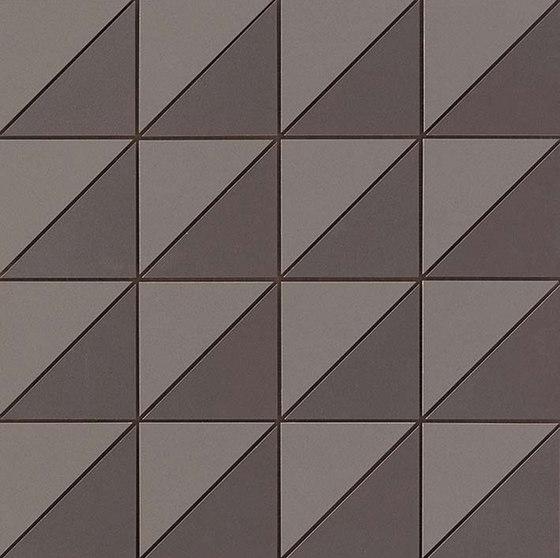 Arkshade deep grey mosaico de Atlas Concorde | Mosaicos de cerámica