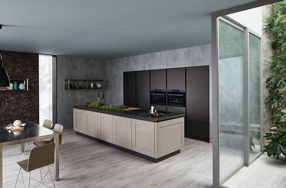 Dialogo ShellSystem by Veneta Cucine | Island kitchens
