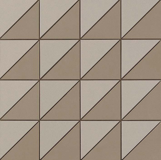 Arkshade light dove mosaico by Atlas Concorde | Ceramic mosaics