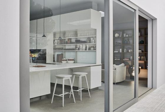 oyster einbauk chen von veneta cucine architonic. Black Bedroom Furniture Sets. Home Design Ideas