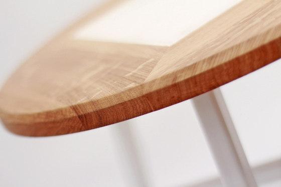 Studio | Round Coffee Table Marble di Liqui Contracts | Tavolini bassi