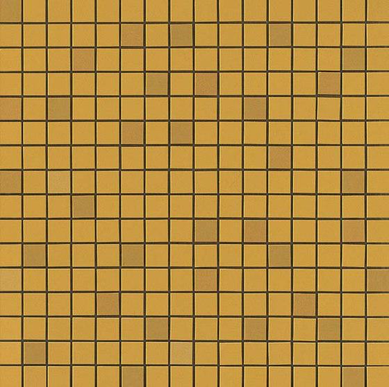 Arkshade yellow mosaico di Atlas Concorde   Mosaici ceramica