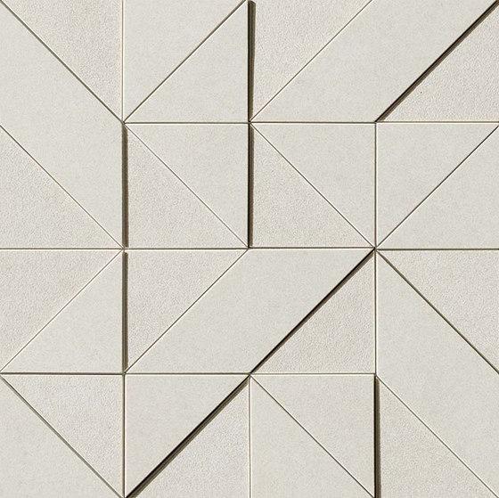 Arkshade white mosaico de Atlas Concorde | Mosaïques céramique