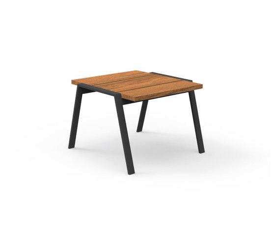 Cottage | Side Table 60x60 de Talenti | Tables d'appoint de jardin
