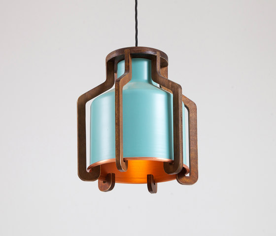 Cell | Pendant Large by Liqui Contracts | Suspended lights