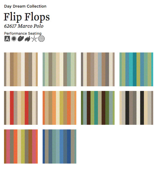 Flip Flops by CF Stinson | Upholstery fabrics