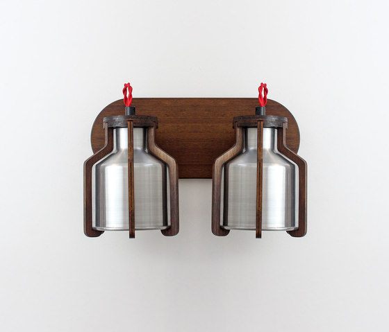 Cell | Twin Wall Lamp by Liqui Contracts | Wall lights