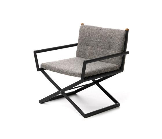 Domino | Director Lounge Chair von Talenti | Stühle